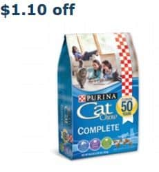 Purina cat chow may