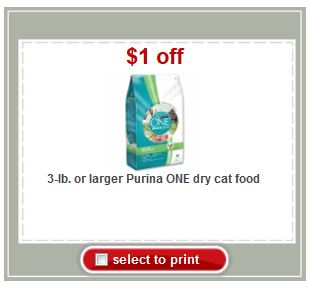 Purina one cat food target