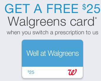 Walgeens prescription