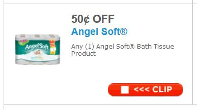 picture regarding Angel Soft Printable Coupon called Absolutely free printable coupon for angel comfortable bathtub tissue