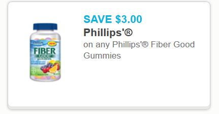 Philips fiber good gummies JUne