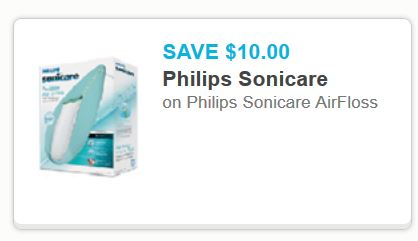 Philips sonic care air floss