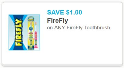 Firefly toothbrush july