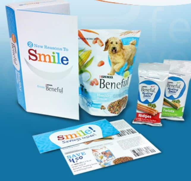Beneful free sample
