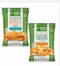 Green giant veggie chips new
