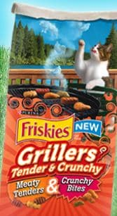 Grillers cat food treats
