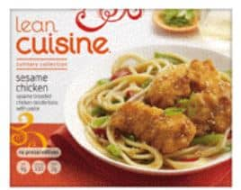 Lean cuisine aug