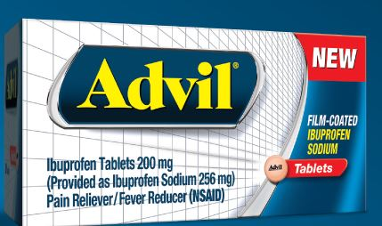 advil fast acting