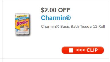 Charmin toilet paper coupons november 2018
