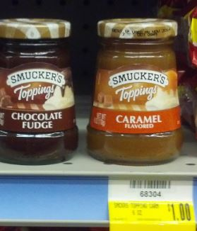 smuckers topping freds