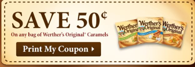 werther's oringals carmels