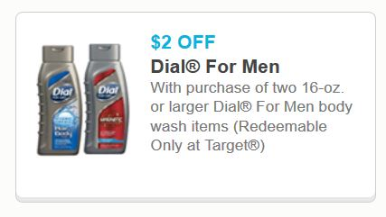 Dial for men target