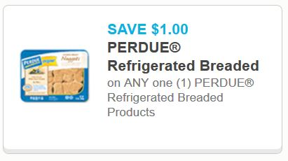 Perdue refrigerated breaded