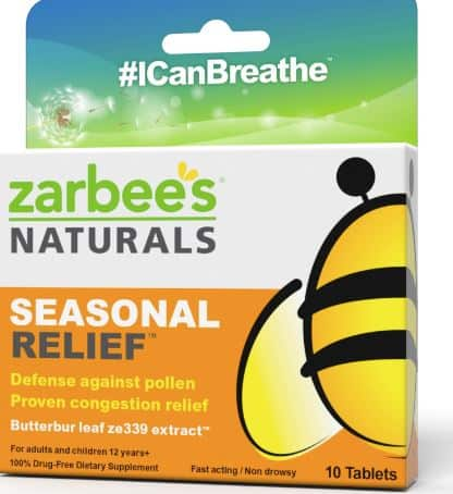 Zarbees seaonal releif