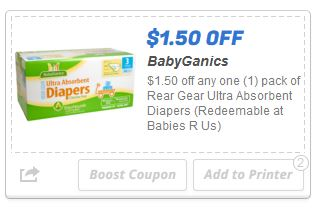 picture regarding Babyganics Coupon Printable referred to as BabyGanics Printable Coupon - Printable Discount coupons and Offers