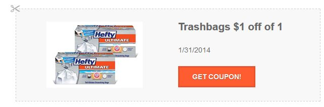 Hefty trash bags oct