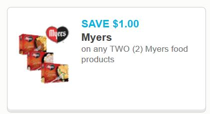 Myers food products