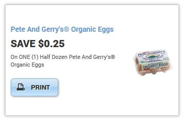Pete and gerry's eggs