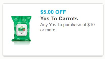 Yes to carrots oct