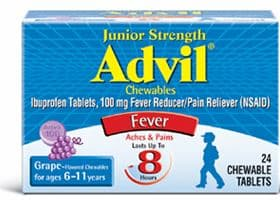 advil junior