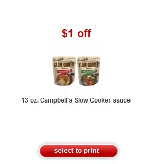 campbells slow cooker sauce