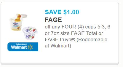 image relating to Kroger Printable Application referred to as Fage Yogurt: $3 within just Yogurt Discount coupons (Upon sale at Kroger 10 for
