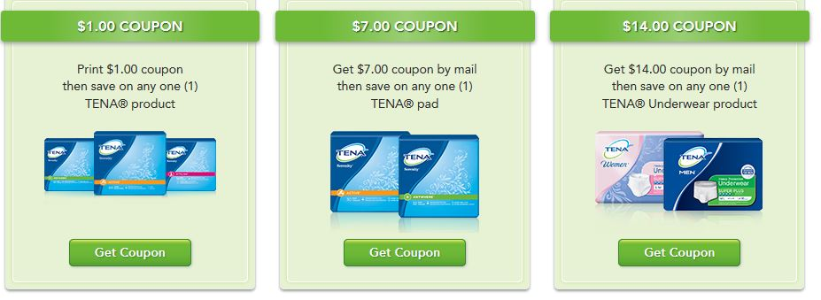photograph relating to Tena Coupons Printable referred to as Tena Printable Discount codes - Printable Discount coupons and Specials