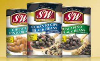 recipe collection S&W