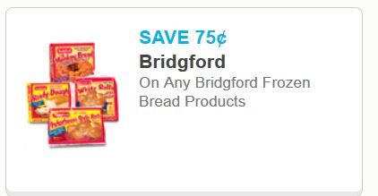 Bridgford rolls or dough