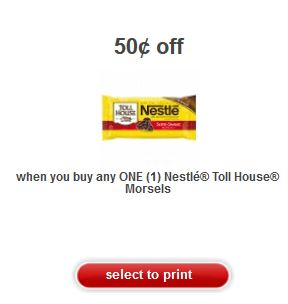 Nestle toll house cafe coupons discounts