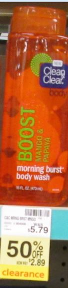 clean and clear moring burst cvs