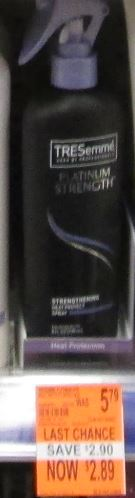 photo regarding Tresemme Printable Coupon titled TRESemme Printable Coupon - Webpage 3 of 3 - Printable Coupon codes