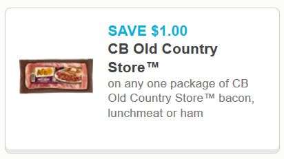 CB bacon $1