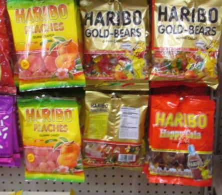 30 off any one Haribo Product 4 oz or larger ($ 70 at the