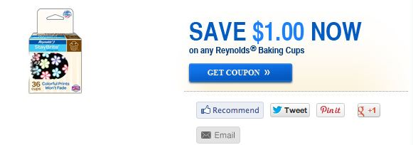 Reynold baking cups