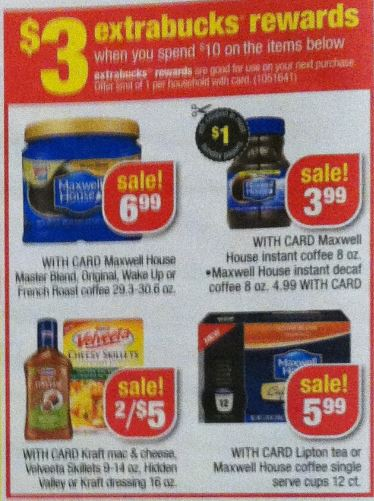 photograph regarding Maxwell House Coupons Printable identified as CVS: Maxwell Area 12 Depend Solitary Provide Espresso for $2.99