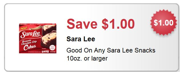 sara  lee snacks