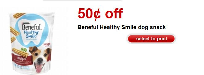 Beneful healthy smile new target