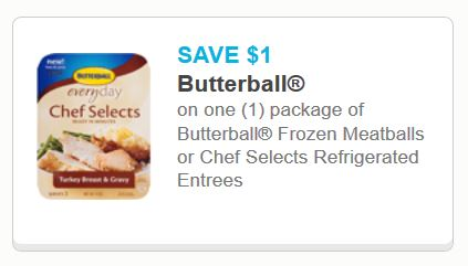 Butterball new