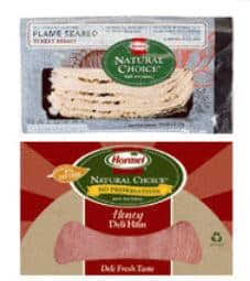 Hormel natural cut