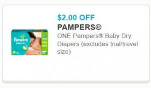 Pampers baby dry feb
