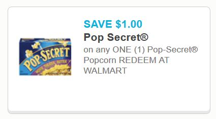 Pop secret march