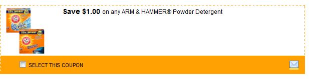 arm and hammer powder detergent