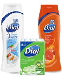 dial bar soap new