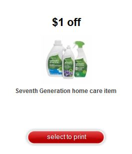 Seventh Generation home care