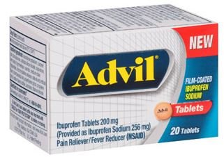 advil film coated