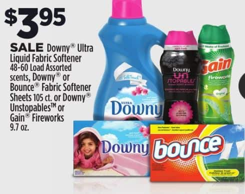 dg gain, downy etc 03-02