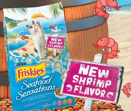 friskies seafood sensations