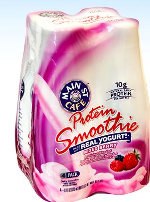 main st protein smoothie