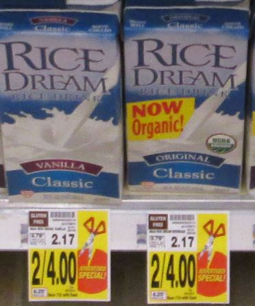 rice dreams